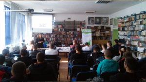 Read more about the article Инфо дан у Првој техничкој школи у Крушевцу