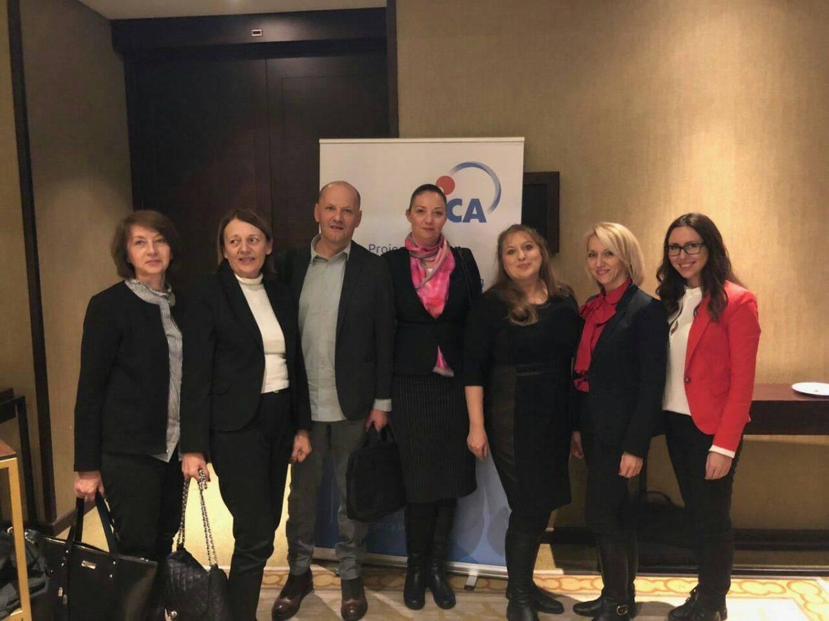 Успостављање и промоција менторинг услуге за ММСПП у земљама Западног Балкана, фаза 2