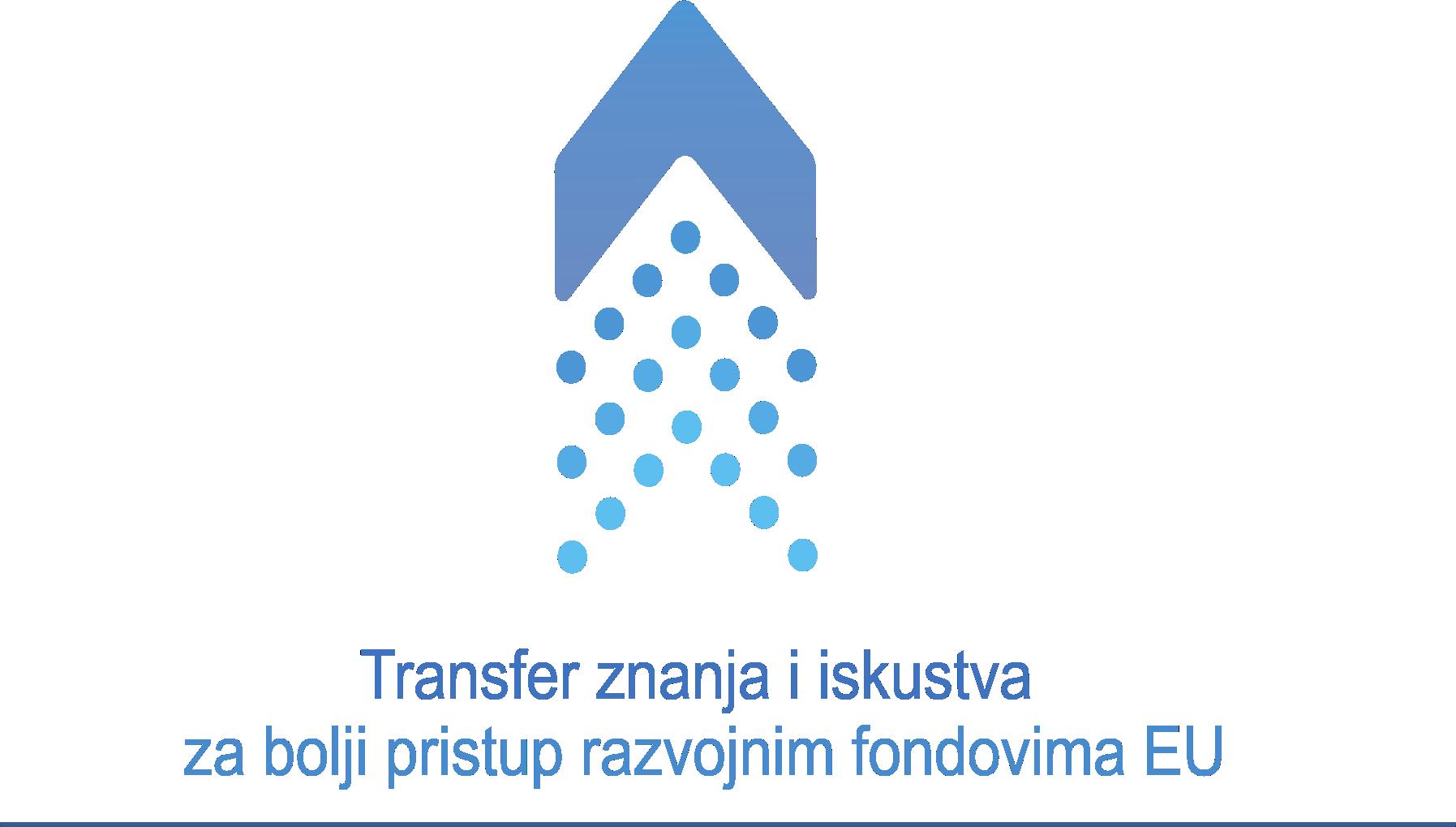 """Read more about the article Пројекат """"Трансфер знања и искуства за бољи приступ развојним фондовима ЕУ"""""""
