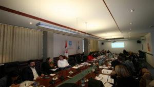 Read more about the article Одржан састанак представника РАС-а и мреже од 15 акредитованих регионалних развојних агенција
