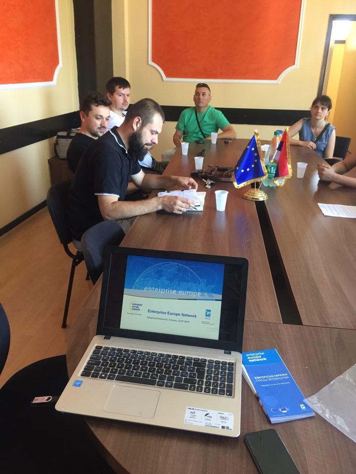 Read more about the article Одржана промоција ЕЕН у Ћићевцу
